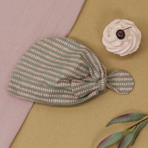 Turbanmütze – kleine Striche