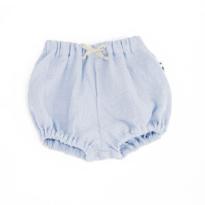 Bloomers – Musselin – himmelblau