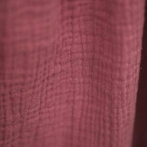 Bluse – Musselin – zuckerwattenrosa