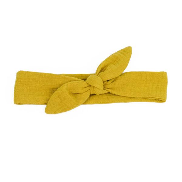 Mummelito-Haarband-senfgelb (1)