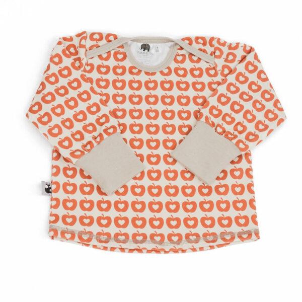 Mummelito-Shirt-langarm-Apfel-rot (3)