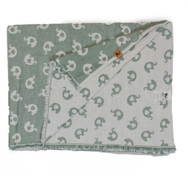 Mummelito-Decke-Elefanten-meeresgruen (1)