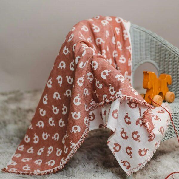Mummelito-Decke-Elefanten-rostrot (2)