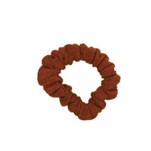 Scrunchie – rostorange