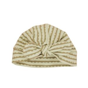 Turbanmütze – Wellen