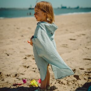 Badeponcho – Musselin – Farbwahl