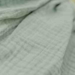 KnotenHaarband – salbeigrün